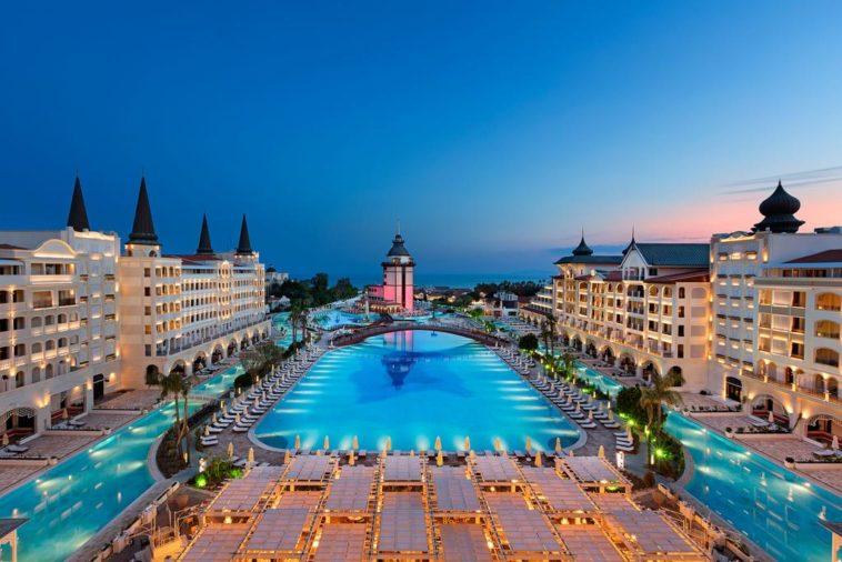 Mardan Palace Hotel, Turkey